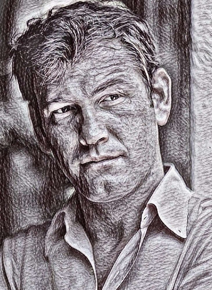 Earl Holliman by AFeatherInMyCap